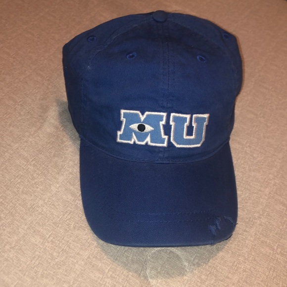 Disney Accessories Monsters University Hat Mu Poshmark